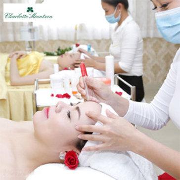 Trọn Gói Massage Mặt Bằng Serum Của Đức Giúp Săn Chắc, Chống Lão Hóa Da - Cam Kết Hiệu Quả Trắng Da