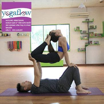 Thẻ Yoga 04 Tuần – Không Giới Hạn Thời Gian Tập Tại Trung Tâm Đẳng Cấp 5* - Yoga Flow