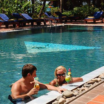 Little Mui Ne Cottages Resort 3* 2N1Đ - Phòng Superior Garden View
