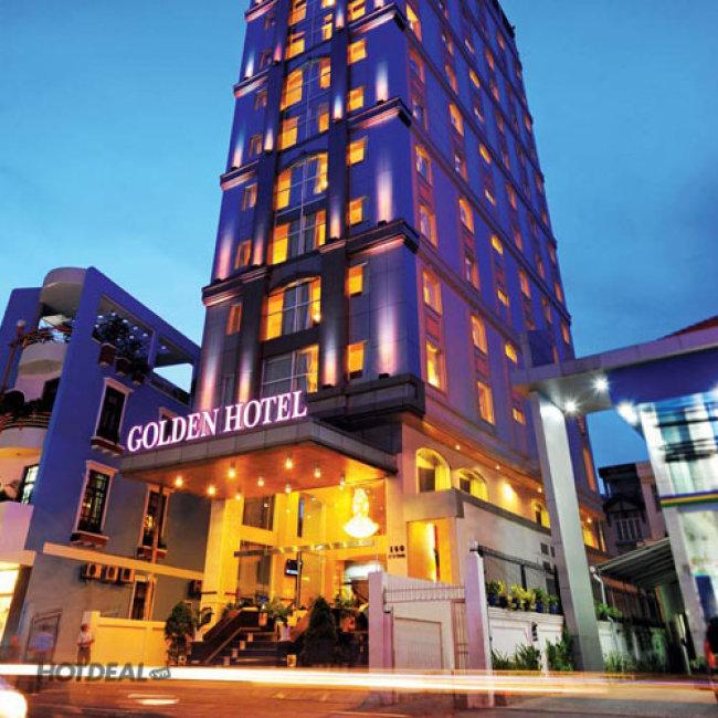 Buffet Tối Lễ 30/4 Xem Bắn Pháo Hoa Tầng 17 - Golden Central Hotel...