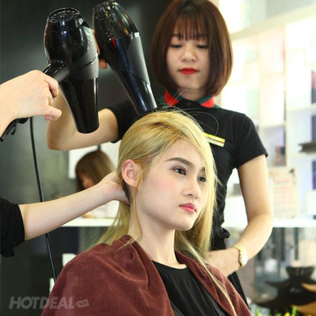 Trọn Gói Làm Tóc Đẹp Đẳng Cấp Tại Eco Hair Salon