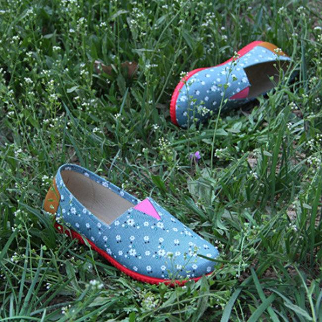 Giày Sọc Cá Tính
