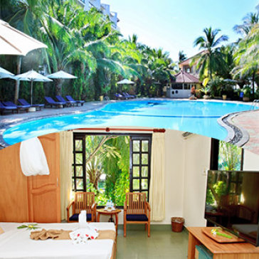 The Beach Resort 3* Phan Thiết 2N1Đ - Phòng Superior - Không Phụ Thu Cuối Tuần