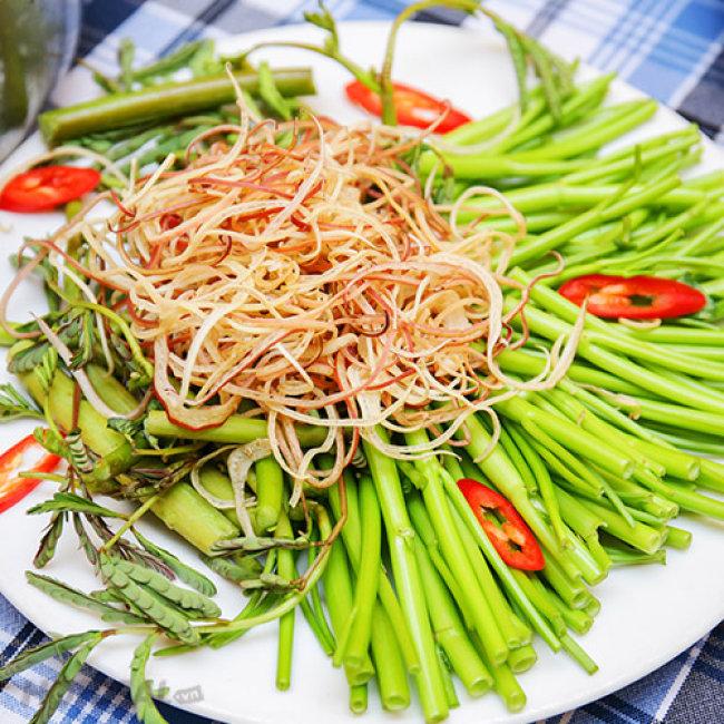 Nhà Hàng Hải Đăng 1 - Set Cá Lăng 2 Món Nấu Lẩu Măng Chua +...
