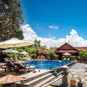 Nghỉ Dưỡng 3N2Đ Tại Chez Carole Resort Phú Quốc 4* + Miễn Phí Đón Tiễn Sân Bay, Ăn Sáng Buffet - Cho 02 Người