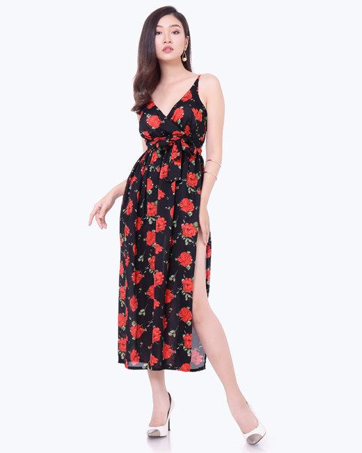 Mẫu váy bông hót nhất