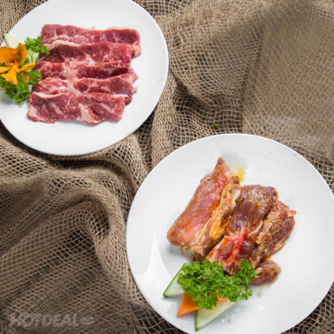 Buffet Nướng - Lẩu Hàn Quốc Tại Hệ Thống Nhà Hàng Sochu - Không...