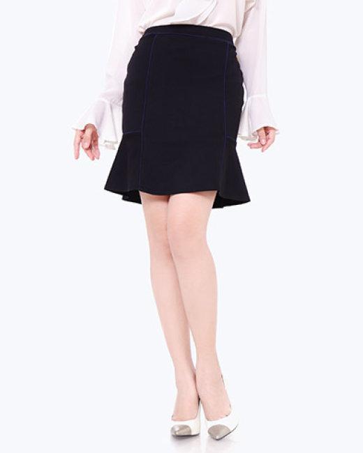 Chân Váy Đuôi Cá Phối Viền Shibi CV016