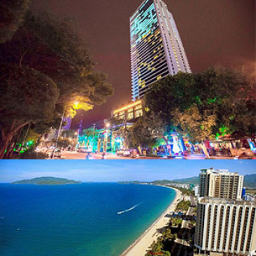 Beach Front Condotel 2N1Đ Nha Trang - Căn Hộ 1 Phòng Ngủ City View – Dành Cho 4 Khách