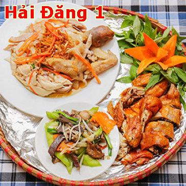 Mẹt Gà Ta 3 Món (1.5 Kg) Dành Cho 2 - 4 Người No Căng Bụng - Nhà Hàng Hải Đăng 1