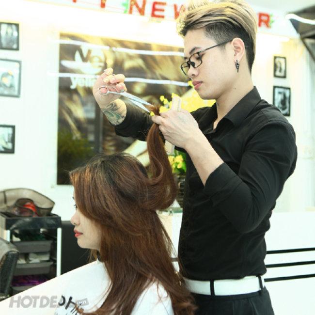 Trọn Gói Làm Tóc Đẹp Đẳng Cấp Tại CHAT Hair Salon