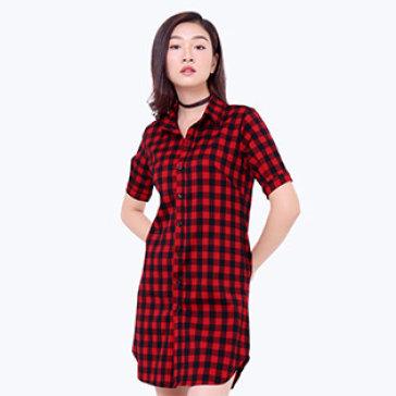 Đầm Somi Vạt Bầu Fashion