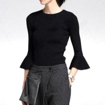 Áo Thun Kiểu Tay Loe Fashion
