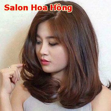 Salon Hoa Hồng - 10 Năm Uy Tín Và Chất Lượng - Trọn Gói Làm Tóc...