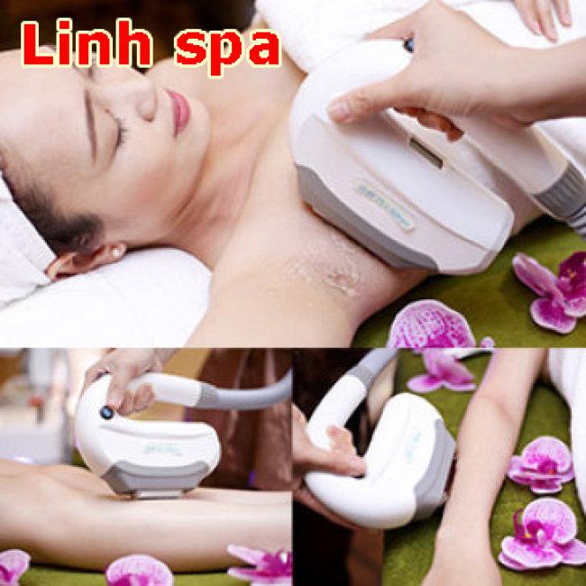 Linh Spa - Triệt Lông Vĩnh Viễn Vùng Nách, Tay, Chân + Kết Hợp...