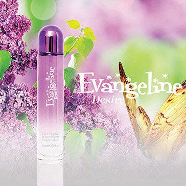Nước Hoa Evangeline Chính Hãng Nhập Khẩu Indonesia 60ML (Eve, Desire)