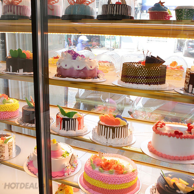 Bánh Mr Cake - Bánh Kem In Hình Theo Yêu Cầu Size 20*5cm