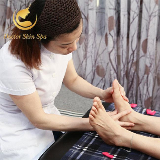Foot Massage Nam/Nữ Phương Pháp Bùn Cứu Nhật Bản - Hệ Thống Spa...