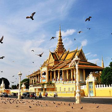 Tour Campuchia 4N3Đ KS Cao Cấp 5*- Buffet Lẩu Băng Chuyền-Tham Quan Cao Nguyên Bokor– Biển Sihanoukville– Đảo Koh Rong– Thủ Đô Phnompenh