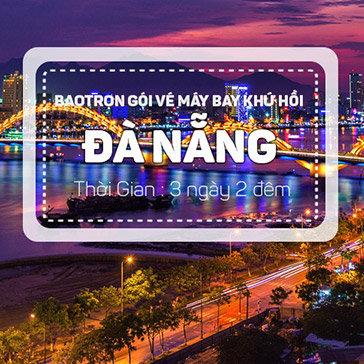 Tour Đà Nẵng 3N2Đ – Khám Phá Phố Cổ Hội An – Bao Gồm Vé Máy Bay Khứ Hồi