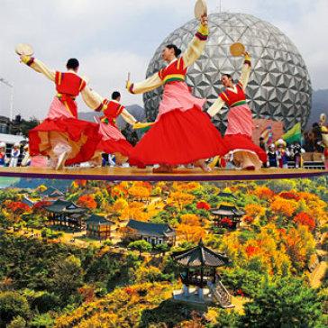 Tour Hàn Quốc 5N4Đ Seoul - Everland – Đảo Nami – Trọn Gói Bao Gồm Visa