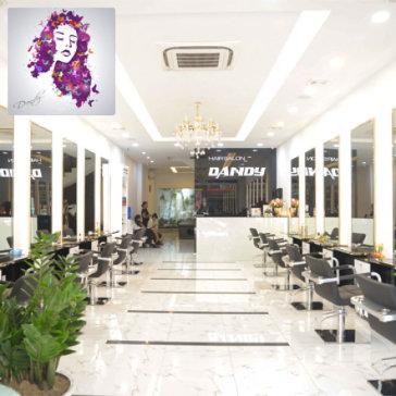 Tóc Đẹp Đẳng Cấp - Salon Dandy Trung Hòa
