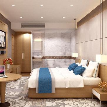 Khách Sạn Grand Sunrise 3 Tiêu Chuẩn 3* + 2N1Đ Miễn Phí Ăn Sáng Buffet, Sử Dụng Hồ Bơi - Cho 02 Khách