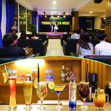 Trải Nghiệm Thức Uống Trong Không Gian Khoáng Đãng- Cafe, Phòng Trà Không Giới Hạn Tại Connect Coffee