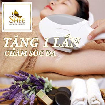 Trọn Gói Triêt Lông Nách/Body Bảo Hành 2 Năm Công Nghệ Mới Nhất 2017 Tại Shee Spa & Comestic