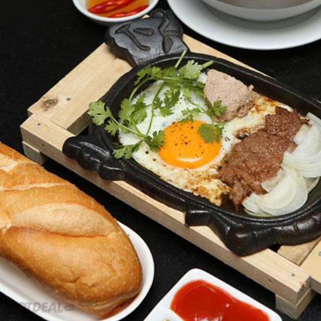 Combo 2 Bò Beefsteak/ Mì Ý Tự Chọn Cho 2 Người - Mai Đà Lạt Coffee