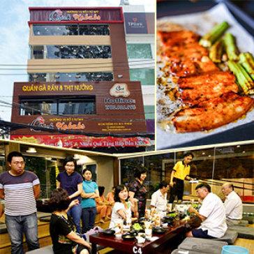 Hệ Thống Chick Kebabs - Combo BBQ Nướng Và Thức Uống Dành Cho 02 Người