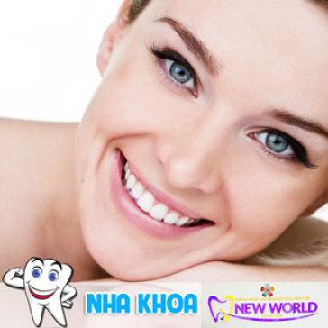Nha Khoa New World - Răng Toàn Sứ Zicornia 100% - BH 10 Năm Gồm Răng...