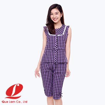 Bộ Lửng Cotton Tay Con 426014 TH Quế Lâm