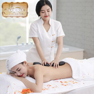 Luxury Massage Body + Steambath + Sauna - Central Palace Hotel 4* Sang Trọng...
