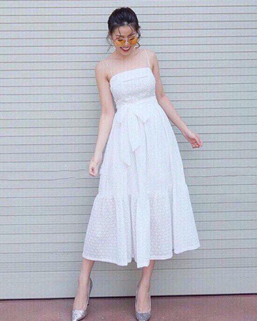 Đầm Maxi Xô Elizabeth