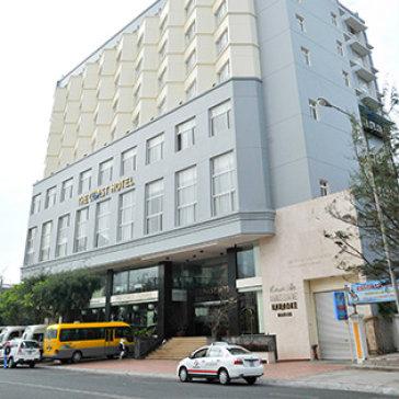 The Coast Hotel 3* Vũng Tàu - Phòng Superior Sea View - Ăn Sáng - Sát Biển