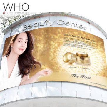 Đẳng Cấp 5* Who Beauty Center Cosmeceutical - 100% Mỹ Phẩm OHUI - Không Nhận Tip
