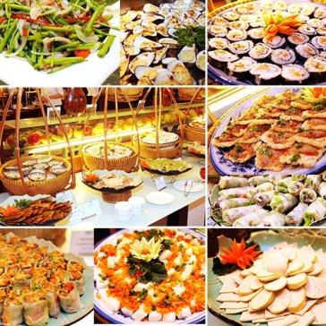 Buffet Lion Buổi Trưa Tại Nhà Hàng Lion: 11 – 13 Công Trường Lam...