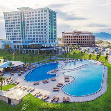 Golden Peak Resort & Spa 5* Nha Trang 2N1Đ - Ăn Sáng – 01 Bữa Ăn Trưa/Tối