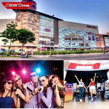 Aeon Mall Bình Tân Trọn Gói 01 Giờ Karaoke & 01 Đĩa Trái Cây Tại Dream Music