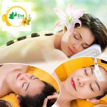 Massage Body Và Chăm Sóc Da Mặt Oxy Chuyên Sâu Tại Eva Clinic & Spa