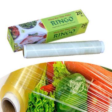 Bộ 6 Hộp Màng Bọc Thực Phẩm PVC MWC Ringo 20cm X 20m THP