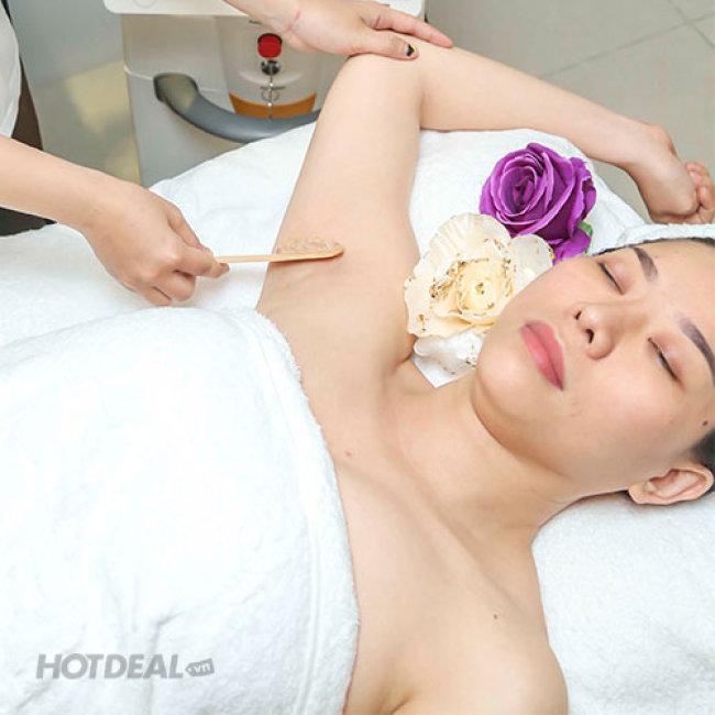 Triệt Lông Vĩnh Viễn (10 Lần) BH 5 Năm Tại Grand Skin Care - Thương...