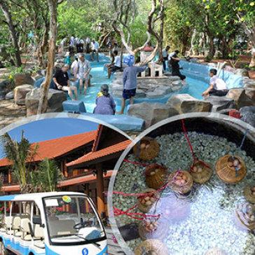 Tour KDL Bình Châu - Biển Hồ Cốc  2N1Đ Nghỉ Tại Resort Sài Gòn Bình Châu 4* Hot Springs