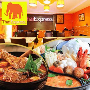 Nhà Hàng ThaiExpress - Ẩm Thực Đặc Sắc Thái Lan - Áp Dụng Cả...