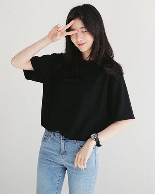 Áo Bull Phối Túi Style Korea