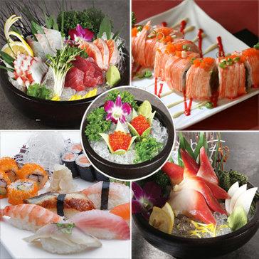Thưởng Thức Toàn Bộ Menu Tại Nhà Hàng Sushi Nhật Bản AOZORA