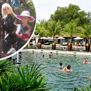 Tour Hồ Cốc 2N1Đ Lưu Trú Resort 4* Sài Gòn Hồ Cốc Beach