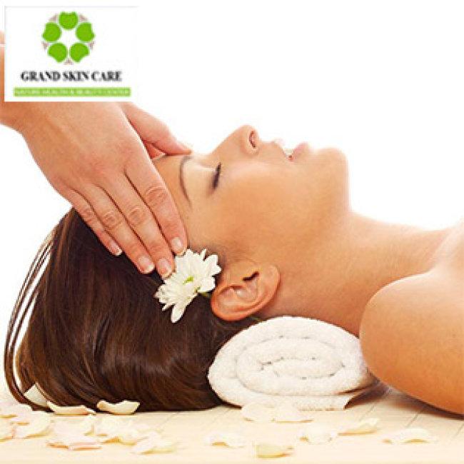 Điều Trị Mụn Và Giảm Thâm Công Nghệ PCX™ - Grand Skin Care
