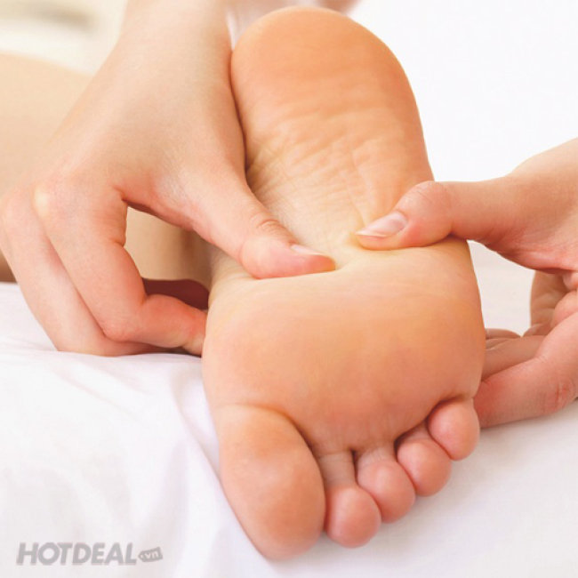 Massage Body Thư Giãn Với Dầu Dừa Và Túi Thảo Dược + Thanh Tẩy...